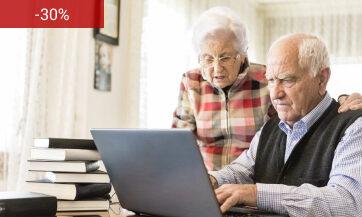 -30% ветеранам и пенсионерам на все услуги